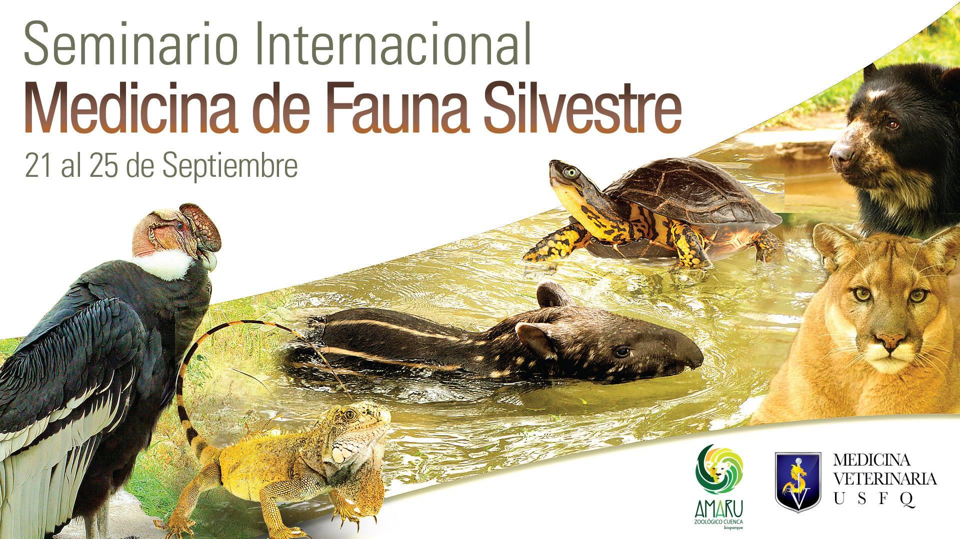 Zoo-Bioparque-Amaru-Cuenca-SEMINARIO INTERNACIONAL DE MEDICINA DE LA CONSERVACIÓN DE FAUNA SILVESTRE