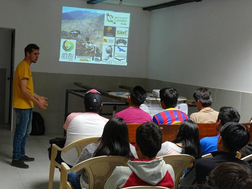 Zoo-Bioparque-Amaru-Cuenca-FESTEJAMOS EL DIA MUNDIAL DE LA BIODIVERSIDAD