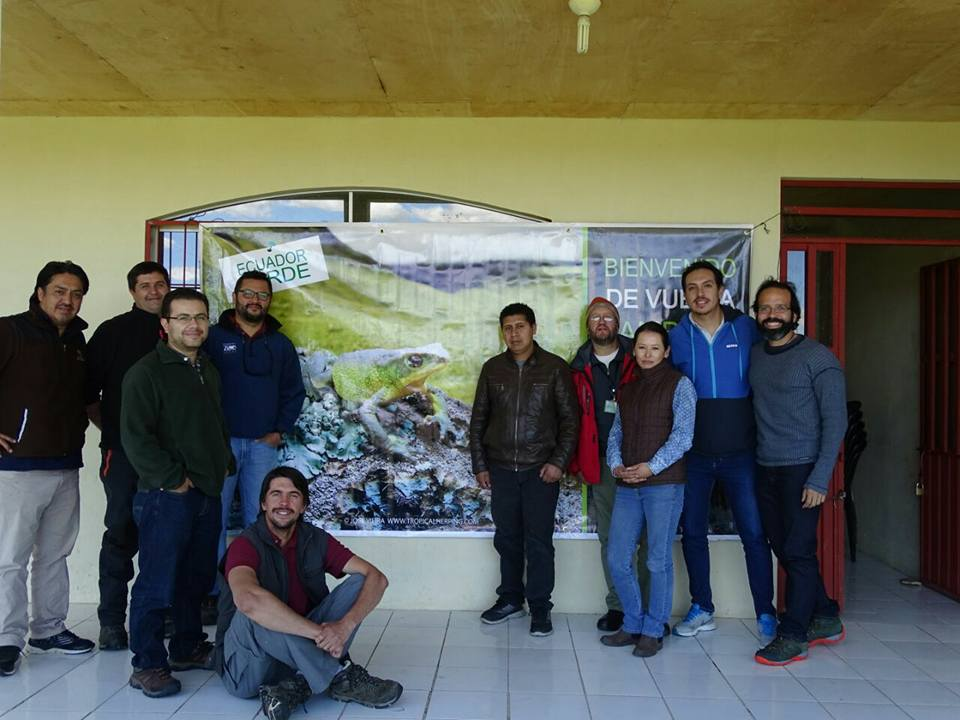 AMARU AND MAE ORGANIZE WORKSHOP ON REINTRODUCTION OF AMPHIBIAN POPULATIONS RAISED UNDER HUMAN CARE