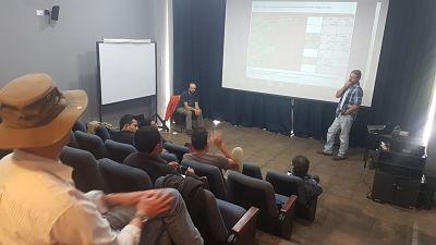 Zoo-Bioparque-Amaru-Cuenca-AMARU participa en la reunión del Grupo de Conservación del Cóndor Andino Ecuador