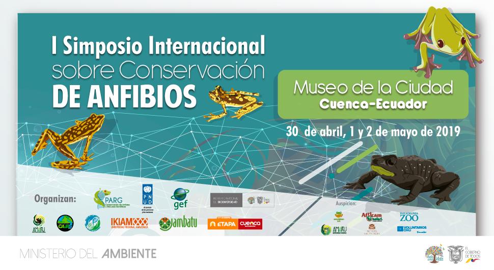 Zoo-Bioparque-Amaru-Cuenca-Ecuador- I Simposio Internacional sobre Conservación de Anfibios.